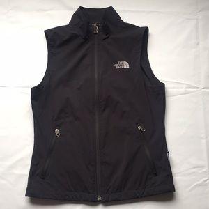 Black North Face Windstopper Vest